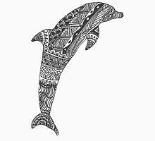Dolphin Zentangle T-Shirt