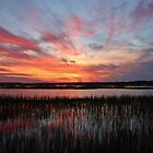 Sunset And Reflections 2 by Cynthia48