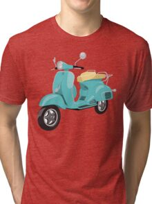 Vespa! Tri-blend T-Shirt