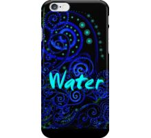 MEDITERRANEAN WATER iPhone Case/Skin