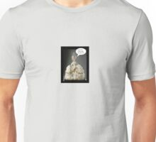 Does this dress make me look fat? Unisex T-Shirt