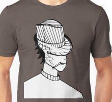 Sensei au chapeau (Aikidrôle) Unisex T-Shirt