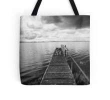 Stark Beauty of Colac and the Gulls of de-light. Tote Bag