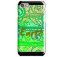 MEDITERRANEAN EARTH iPhone Case/Skin
