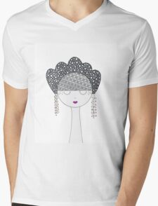 First Russian Doll Mens V-Neck T-Shirt