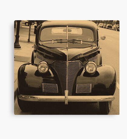 Cars 4 Canvas Print