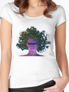 The Medusa Tree Women's Fitted Scoop T-Shirt