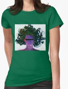 The Medusa Tree Womens Fitted T-Shirt