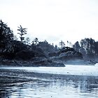 Chesterman&#x27;s Bay, Tofino by TJLewisPhoto