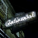 Continental Club, Houston by SuddenJim