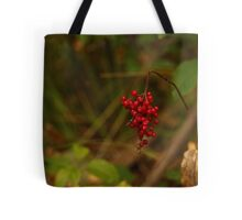 Wild Berries in Forest Tote Bag