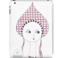 Russian Doll in Pink iPad Case/Skin