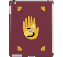 Journal 3 - Gravity Falls iPad Case/Skin