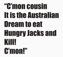 The Australian Dream by Daftpunkfan5cp