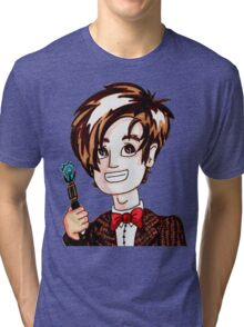 Bowties are cool! Tri-blend T-Shirt