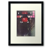 BrumGraphic #32 Framed Print