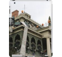 Haunted Mansion Nightmare Before Christmas iPad Case/Skin
