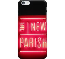 The New Parish  iPhone Case/Skin