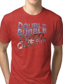 Double Bubble Disco Queen Tri-blend T-Shirt