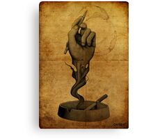 Freehand ~ Canvas Print