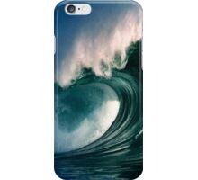 iPhone Case. Winter Waves At Waimea Bay 2 iPhone Case/Skin