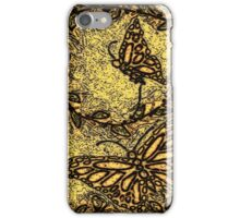 iPhone Case of painting... butterflies are free... iPhone Case/Skin