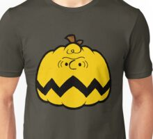 Chuck O Lantern Unisex T-Shirt