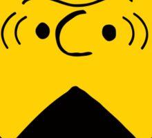 Chuck O Lantern Sticker