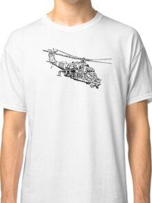 Mi 24 Hind Classic T-Shirt
