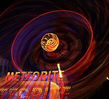 Meteorite by yampy