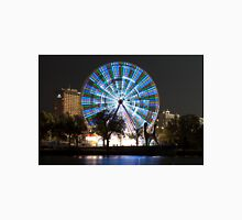 0991 Melbourne at night - The Wheel Unisex T-Shirt
