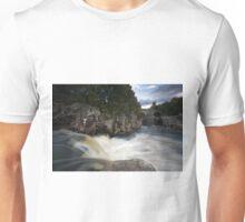 Black Water Falls Unisex T-Shirt
