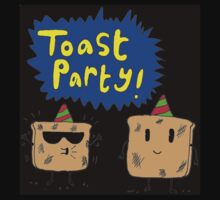 Toast Party by Buzzbop