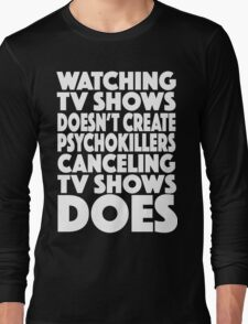 tv shows Long Sleeve T-Shirt