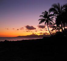 Sunset in Paradise by KerryElaine
