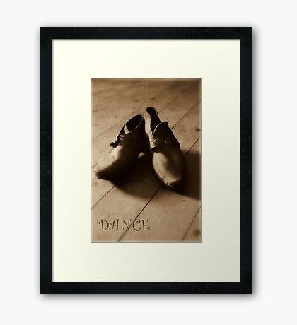 Dance!!! Framed Print