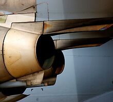 Lockheed C-17 engines by raceman