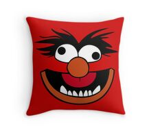 Animal Muppet (Crazy) Throw Pillow