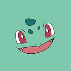 bulbasaur! by quinncinati