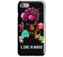 Like a Boss iPhone Case/Skin