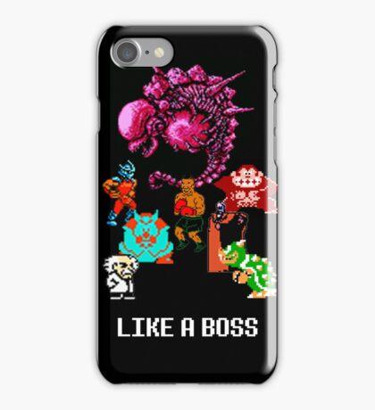 Like a Boss iPhone Case/Skin