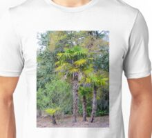 Family of Palm Trees Unisex T-Shirt
