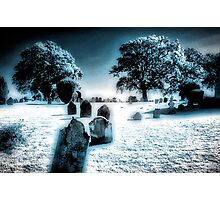 Graveyard Peace Photographic Print
