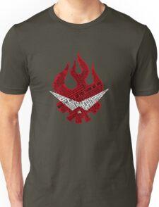 Gurren Lagann typography Unisex T-Shirt