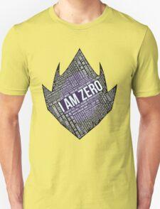 Code GEASS Typography T-Shirt