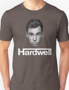 DJ Hardwell Face Official Products!  T-Shirt