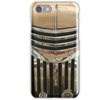 Chevvy Chrome iPhone Case/Skin