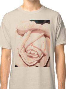Light macro rose tee Classic T-Shirt