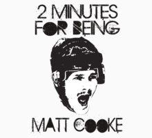 2 Minutes for Being Matt Cooke by sabrinasinbin