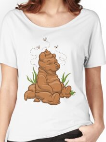 POO BEAR Women's Relaxed Fit T-Shirt